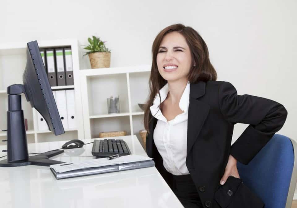 Posisi Duduk Yang Benar Saat Bekerja Atau Belajar