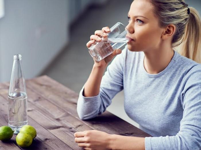 Manfaat Rajin Minum Air Putih
