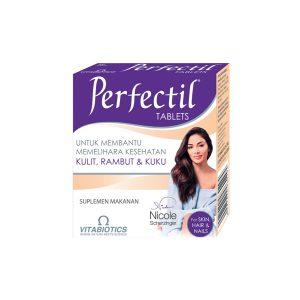 Suplemen Perfectil Vitabiotics Gloherbal Bintang Kupu Kupu